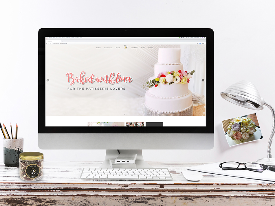 Website - Baker's Luv